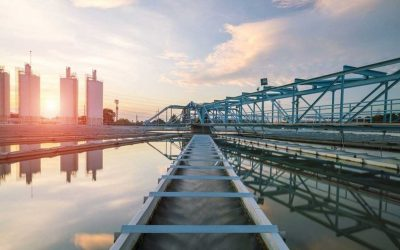 Pengelolaan Air Limbah bersama Kontraktor Water Treatment Plant